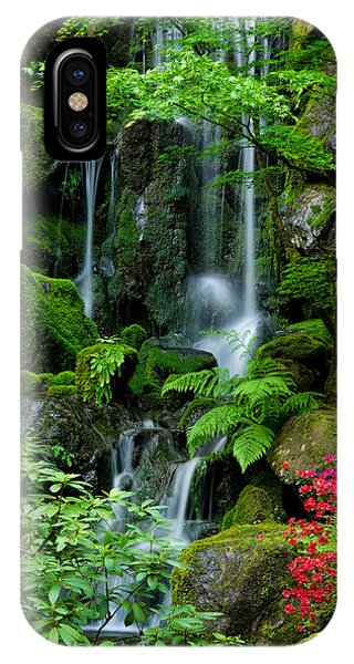Heavenly Falls Serenity IPhone Case