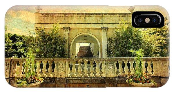 Heavenly Gardens IPhone Case