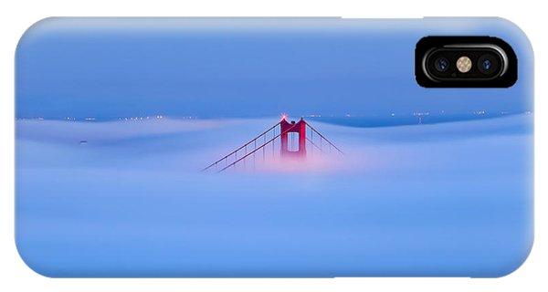 Heavenly Gate IPhone Case
