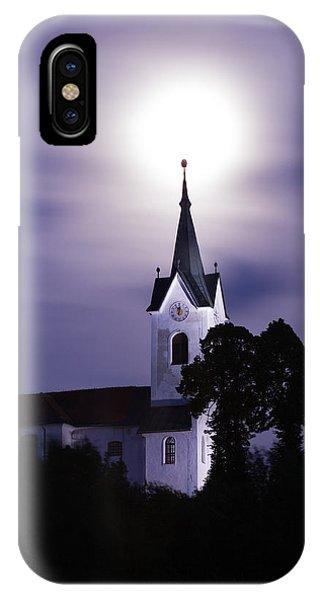 Heavenly Glow IPhone Case