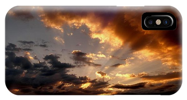 Heavenly Rapture IPhone Case