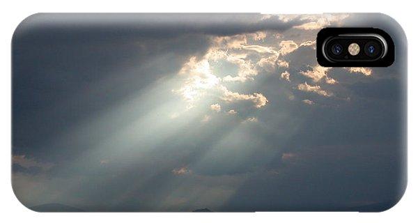 Heavenly Rays IPhone Case