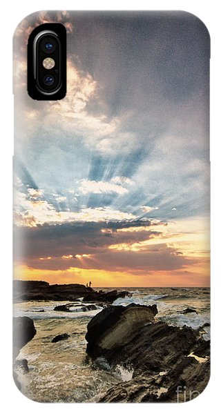 Heavenly Skies IPhone Case