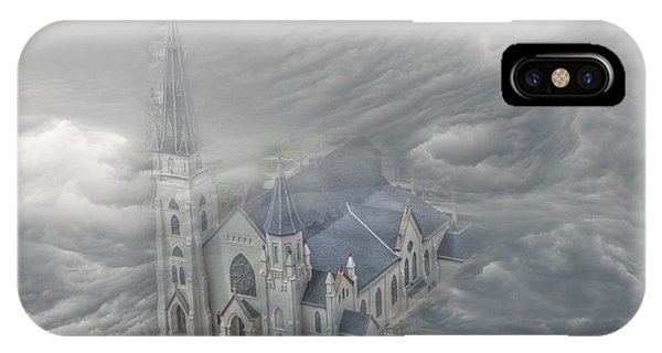 Heavenly View IPhone Case