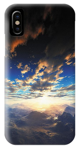 Heaven's Breath 31 IPhone Case