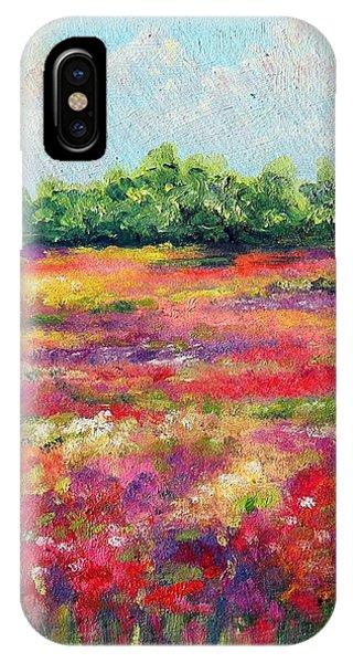 Heaven's Breath IPhone Case