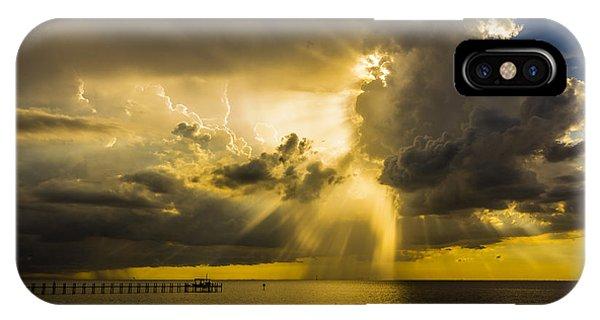 Heavens Window IPhone Case