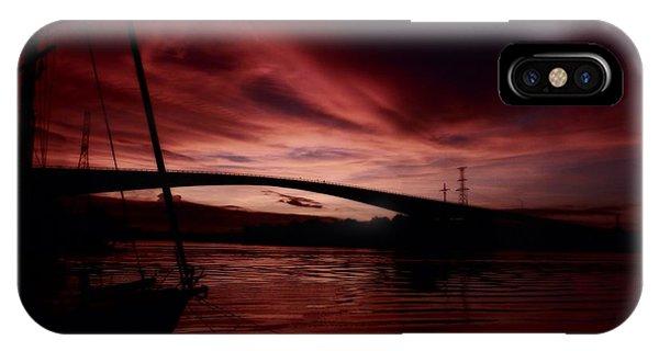 Heavy Sunrise IPhone Case