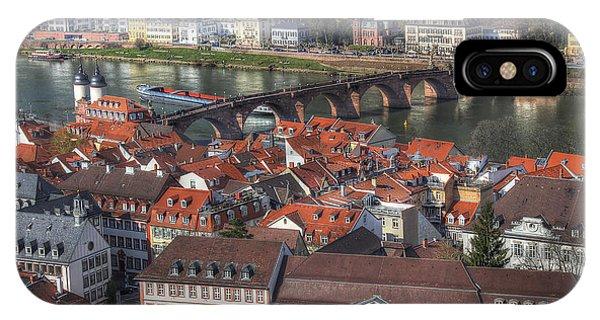 Heidelberg Germany 2 IPhone Case