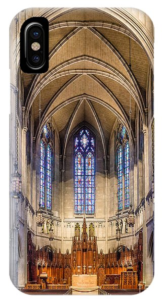 Heinz Chapel - Pittsburgh Pennsylvania IPhone Case
