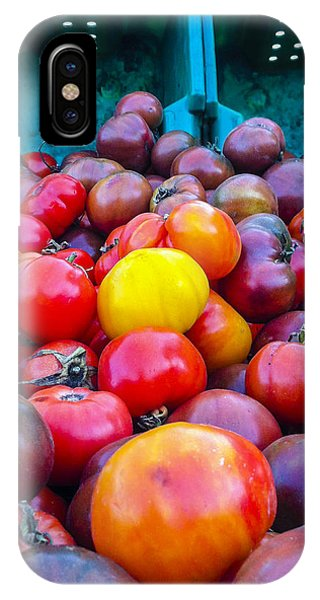 Heirloom Tomatoes V. 2.0 IPhone Case