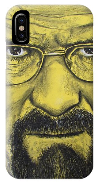 Heisenberg - Breaking Bad IPhone Case