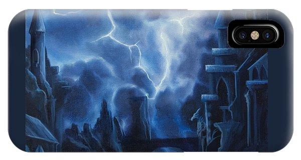 Heisenburg's Castle IPhone Case