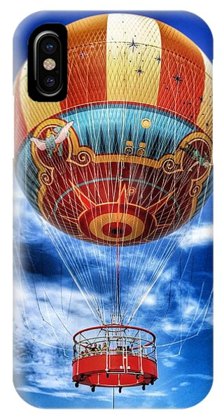 Helium Balloon IPhone Case