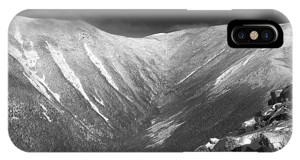 Hellgate Ravine - White Mountains New Hampshire IPhone Case