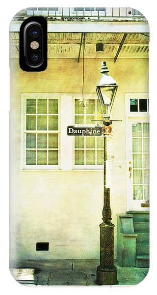 Hello Dauphine IPhone Case