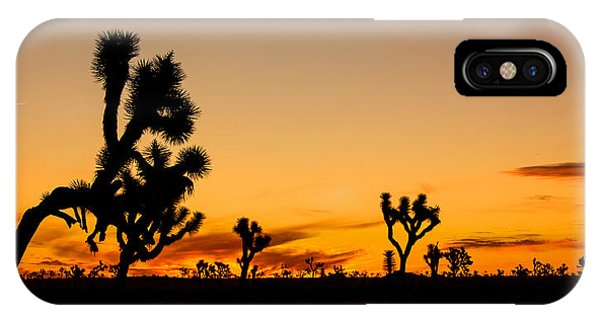 Hello Joshua Tree IPhone Case