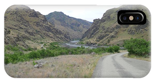 Hells Canyon And The Snake River IPhone Case