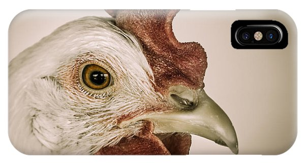 Hen Pecked IPhone Case