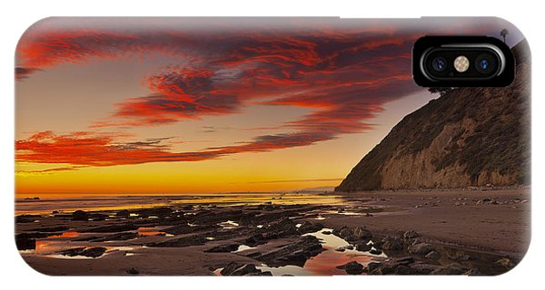 Hendry's Beach  Mg_1327 IPhone Case
