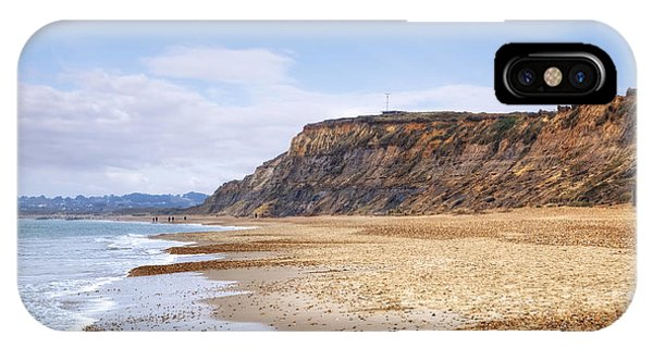 Bournemouth iPhone Case - Hengistbury Head by Joana Kruse