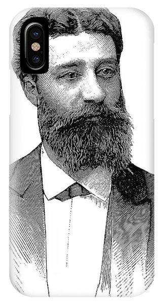 Henri Moissan Phone Case by Science Photo Library