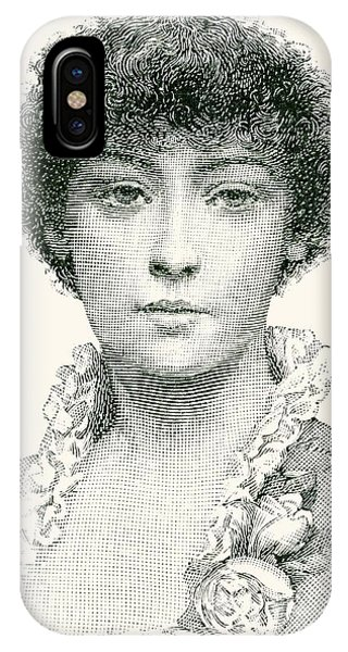 Henrietta Emma Ratcliffe Rae IPhone Case