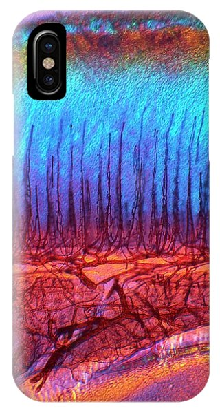 Hen's Tongue Phone Case by Steve Lowry