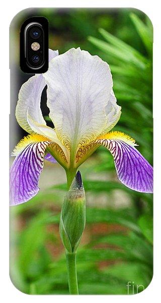 Her Majesty Iris  IPhone Case