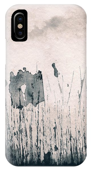Herbes Souillees IPhone Case