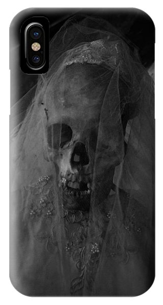 Herbies Dead Wife Lilith In New Orleans IPhone Case