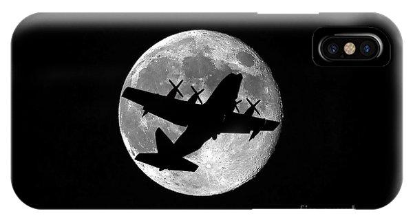 Hercules Moon IPhone Case