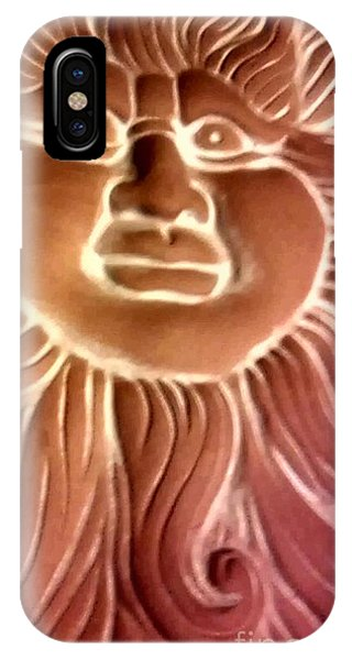 Here Comes The Sun Phone Case by Marlene Williams