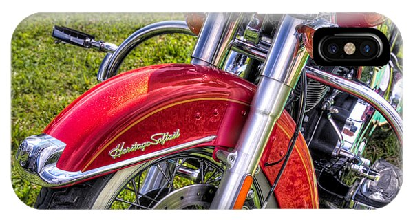 Heritage Softail IPhone Case