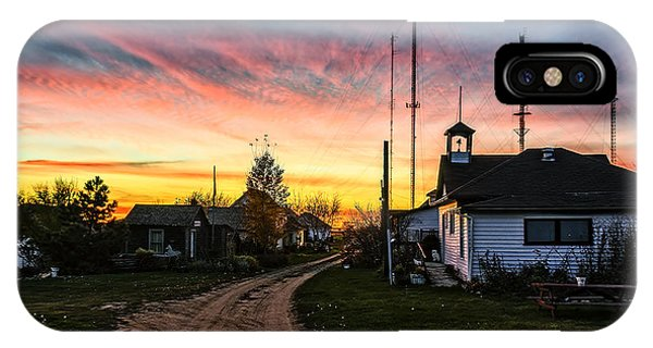 iPhone Case - Heritage Village by Viktor Birkus