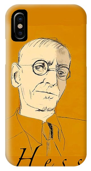 Herman Hesse IPhone Case