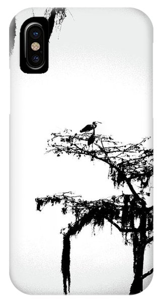 Herons IPhone Case