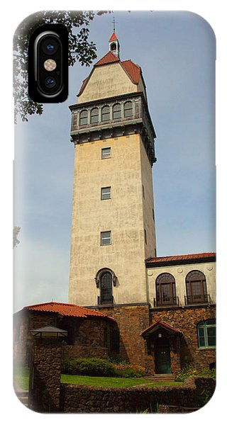 Heublein Tower IPhone Case