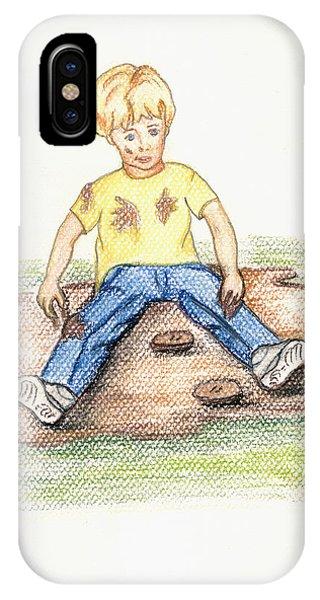 Hez IPhone Case