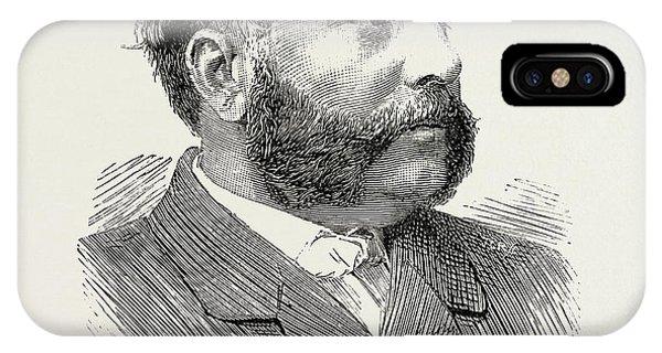 H.h. The Maharaja Duleep Singh IPhone Case
