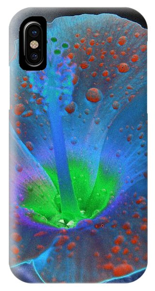 Hibiscus - After The Rain - Photopower 775 IPhone Case