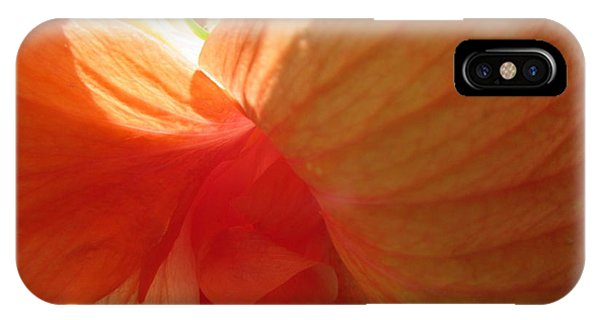 Hibiscus Butterfly IPhone Case