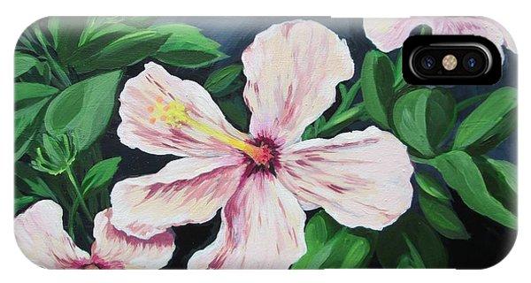 Hibiscus No. 1 IPhone Case