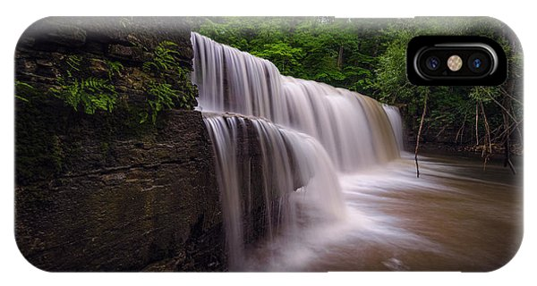 Hidden Falls Nerstrand Mn IPhone Case
