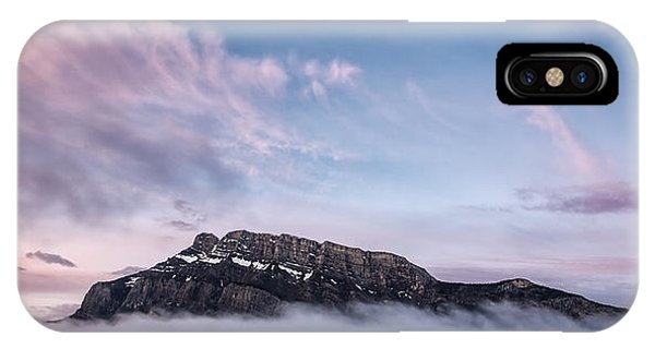 High Above The Clouds IPhone Case