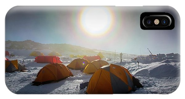 High Camp Phone Case by Peter J. Raymond