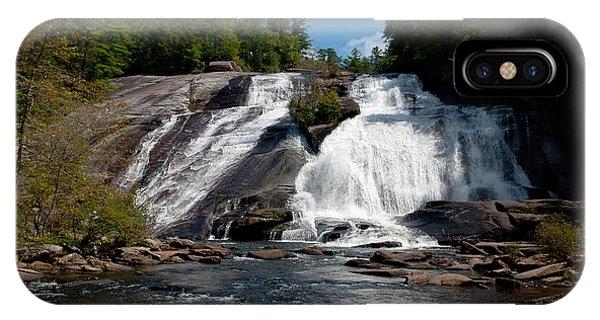 High Falls North Carolina IPhone Case