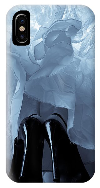 High Heels And Petticoats IPhone Case