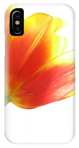 High-key Tulip IPhone Case