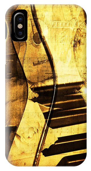 High On Music IPhone Case
